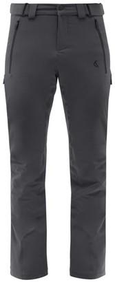 Capranea - Sign Adjustable-waist Technical Ski Pants - Grey