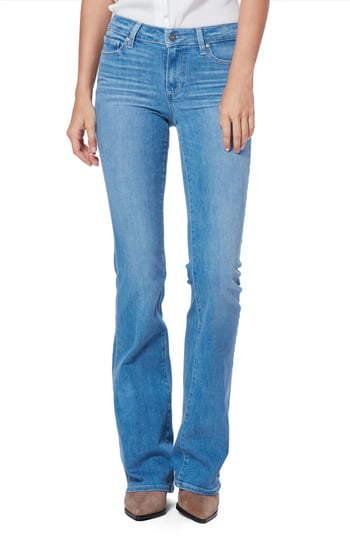 Transcend Vintage - Skyline Bootcut Jeans