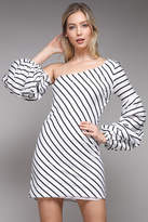 Do & Be Puff Sleeve Dress