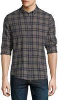 Slate & Stone Plaid Button-Down Shirt