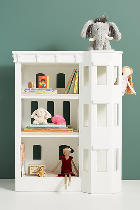 Anthropologie Brownstone Bookshelf By in White Size ALL