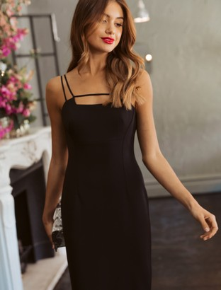Ever New Zoe Double Strap Bar Dress