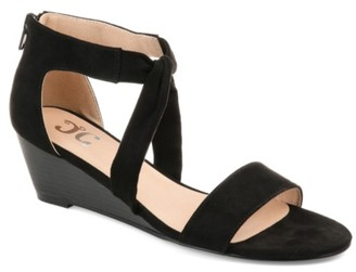 Journee Collection Mattie Wedge Sandal