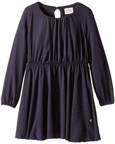 Armani Junior Sparkle Long Sleeve Dress Girl's Dress