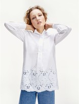Tommy Hilfiger Relaxed Fit Eyelet Shirt