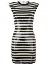 Saint Laurent punk sleeveless dress