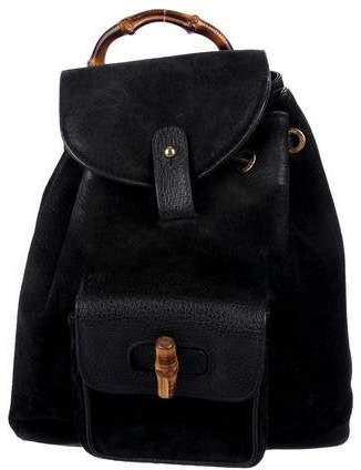 87f26a547 Gucci Suede Bag - ShopStyle