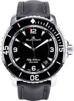 Breitling 5015-1130-52 Fifty Fathoms stainless steel watch