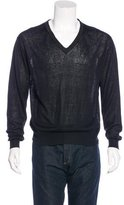 Gucci Linen & Silk Sweater