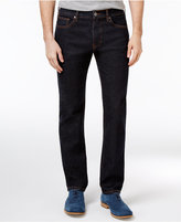Ben Sherman Men's Dark-Rinse Slim-Fit Jeans