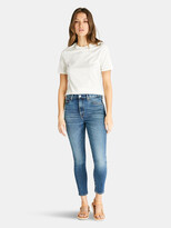 Thumbnail for your product : ÉTICA Giselle Mid Rise Skinny - Hot Springs