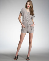 Nanette Lepore Oonagh by Carl Striped Romper