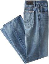 Hudson Men's Wilde 5 Pocket Relax Straight Leg Jean