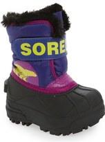 Sorel 'Snow Commander' Boot (Baby, Walker, Toddler & Little Kid)