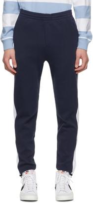 Polo Ralph Lauren Navy Cotton Interlock Track Pants
