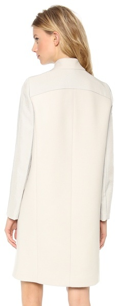 Helmut Lang Apex Raglan Sleeve Coat