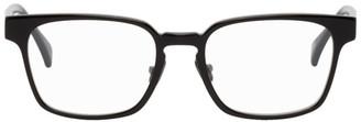 Raen Black and Transparent Leue Glasses