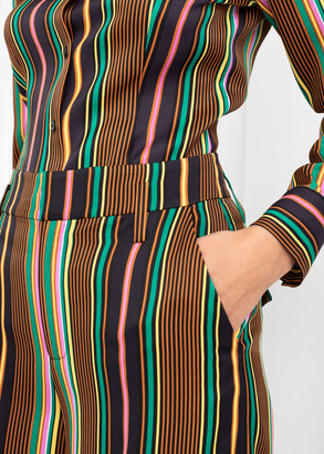 And other stories Multicoloured Stripe Trousers