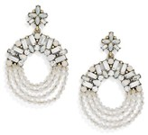 BaubleBar Women's Polar Drop Earrings
