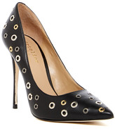 Nicole Miller Maison Genuine Leather Pump