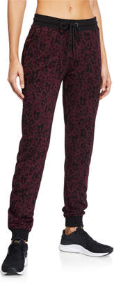 Marc Ny Performance Printed French Terry Joggers