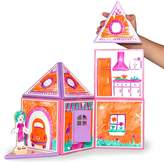 Build and Imagine Build Draw Dollhouse