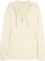 Michael Kors Hooded wool-blend sweater