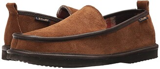 L.B. Evans Vernan (Chestnut) Men's Slippers