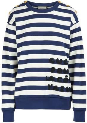Gucci Cote d'Azur patch sweatshirt