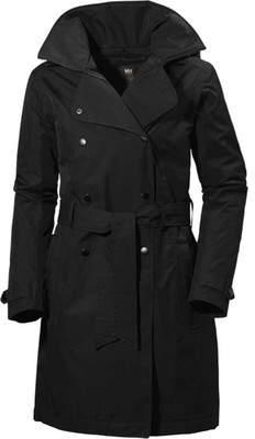 Helly Hansen Welsey Insulated Trench Coat (Women's)