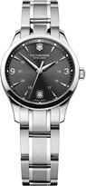 Victorinox Watch, Women's Alliance Stainless Steel Bracelet 30mm 241540