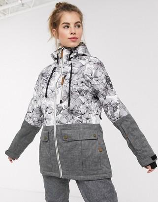 Surfanic Horizon 10K-10K printed ski jacket