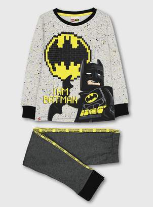 Lego Tu Batman Grey Pyjamas