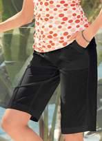 Kaleidoscope Linen Rich Shorts