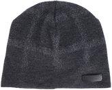 Salvatore Ferragamo classic beanie hat - men - Virgin Wool/Spandex/Elastane - M