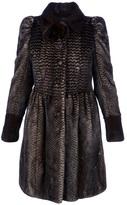 Burberry Mink fur coat