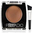 Palladio Cosmetic Eyebrow Powder, Brown, 0.08 Ounce