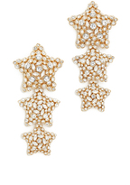 Kate Spade Bright Star Statement Earrings
