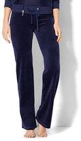 New York & Co. Lounge - Velour Pant