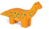 Janod Brachiosaurus Animal Kit