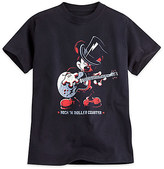 Disney Mickey Mouse Rock 'n Roller Coaster Tee for Boys