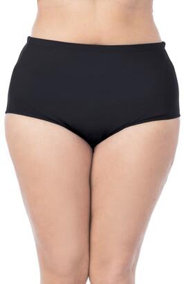 La Blanca Island Goddess High Waist Bikini Bottoms