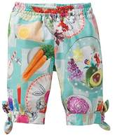 Oilily Girl's Trousers - Multicoloured -