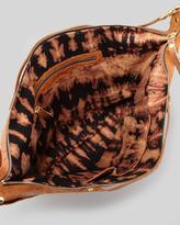 Cynthia Vincent Crocodile-Embossed Dunnaway Tote Bag