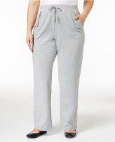 Karen Scott Plus Size Lounge Pants, Only at Macy's