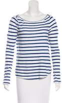 A.L.C. Long Sleeve Striped T-Shirt
