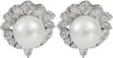 FANTASIA JEWELRY Pearl Stud Earrings