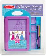 Melissa & Doug® Princess Design Activity Kit