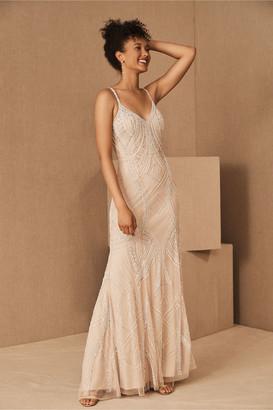 BHLDN Luxor Beaded Dress