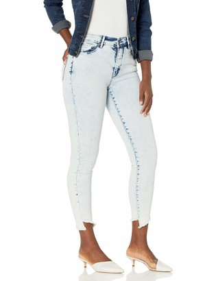 Lola Jeans Women's High Rise Skinny Ankle
